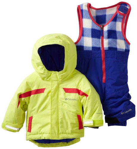 Columbia Unisex Baby Snow Powder Set