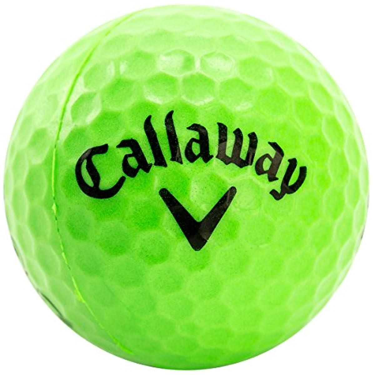 [해외] 캘러웨이고르프 CALLAWAY GOLF 연습 기구 헥스 프랙티스(Practice) 볼 9개 들이