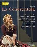 『チェネレントラ』全曲 リェーヴィ演出、ベニーニ&メトロポリタン歌劇場、ガランチャ、ブラウンリー、他(2009 ステレオ)(2DVD)