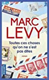 Toutes Ces Choses Qu on Ne Est (English and French Edition)