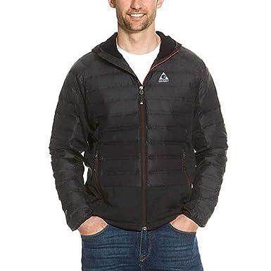 a172ee528b2 Gerry Men's Hybrid Lightweight Down Jacket, Variety at Amazon Men's ...