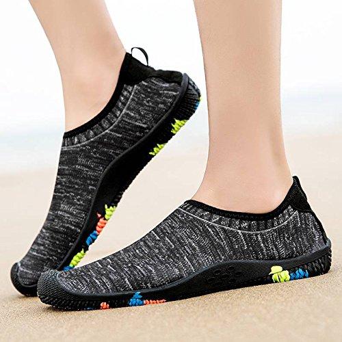 Respirant Séchage Jixin4you A Rapide Antidérapance Chaussure Chausson d'eau Sport Noir 0wXvRwqS