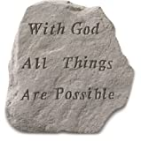 Kay Berry Inc God All Things are Possible, Multi Color