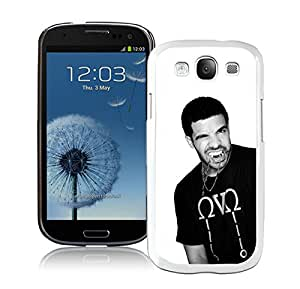 Samsung Galaxy S3 drake 1 White Screen Cellphone Case Lovely and Fashion Design