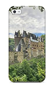 Special Design Back Eltz Castle Phone Case Cover For Iphone 5c