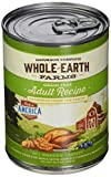 Whole Earth Farms Adult Recipe, 12.7-Ounce, Pack o...
