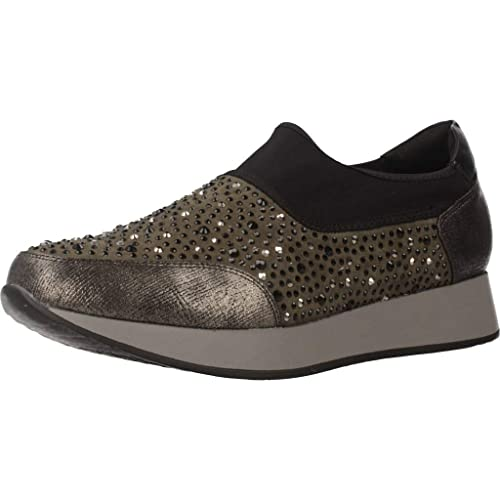 Deportivo MujerColor Calzado Para MetálicoMarca StoneflyModelo mN8nwv0