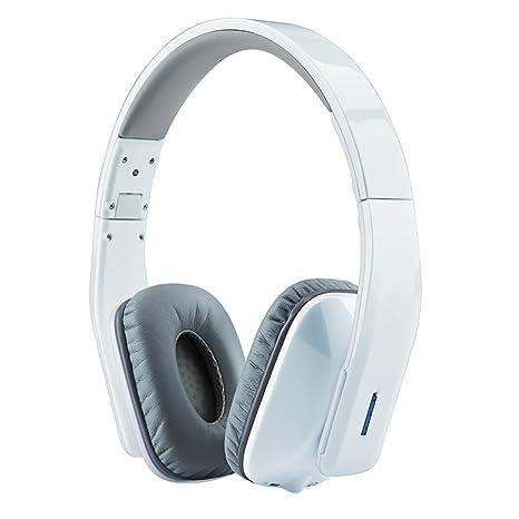 Whitelabel BassOne plegable auricular bluetooth / auricular inalámbrico / auricular Bluetooth, llamados libres de manos