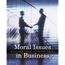 Amazon vincent barry books moral issues in business fandeluxe Choice Image