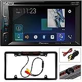 Pioneer AVH-1400NEX Double DIN Apple CarPlay in-Dash DVD/CD/AM/FM Car Stereo Receiver w/Touchscreen +