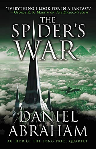 - The Spider's War (The Dagger and the Coin series Book 5)