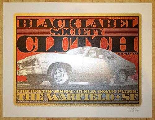 chuck sperry poster