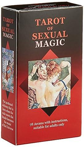 Tarot of Sexual Magic (English and Spanish Edition) (Spanish Cards Tarot)