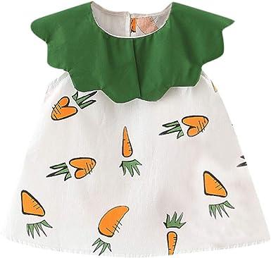 Kid Baby Girl Short Sleeve Princess Dress Summer Denim Party Sundress Clothes AB