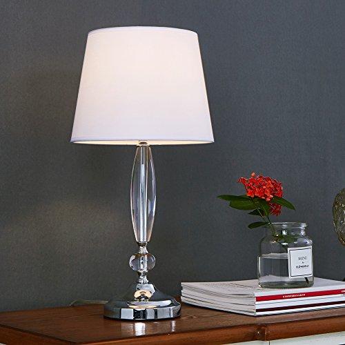 Acrylic Base Table Lamp - 1