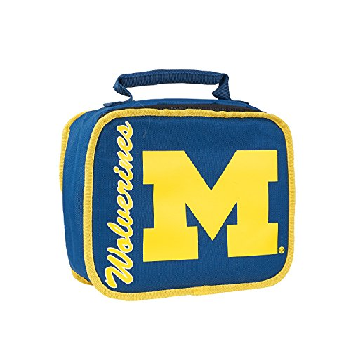 Officially Licensed NCAA Michigan Wolverines Sacked Lunch ()