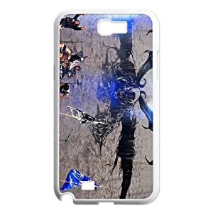 Band Avenged Sevenfold poster phone Case Cover For Samsung Galaxy Note 2 Case FANS329941