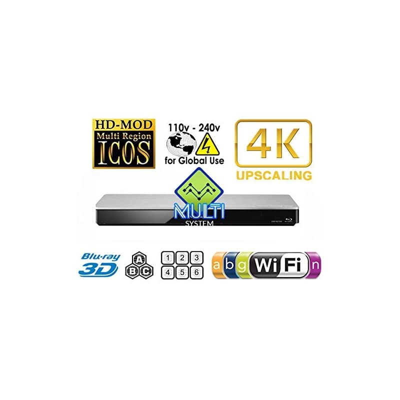 PANASONIC 460 2K/4K Dual HDMI Smart Netw