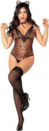 Mapale 6396 Tiger Costume Outfit