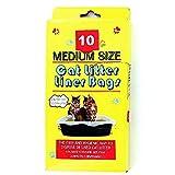 72 Litter box liner bags
