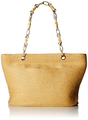 physician-endorsed-womens-gigi-soft-packable-bag-with-pockets-and-zipper-closure-gold-one-size