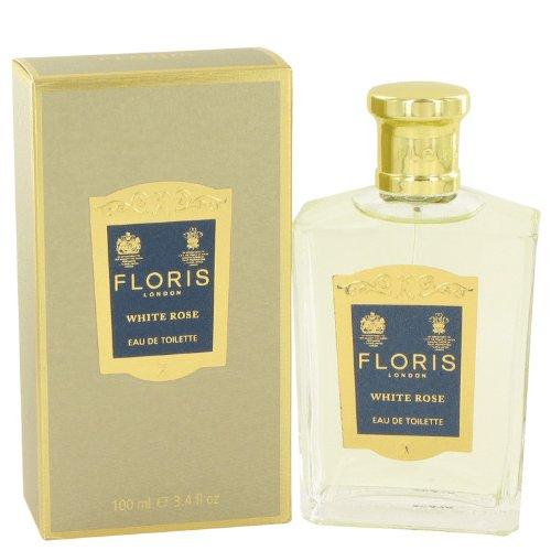Floris White Rose by Floris Women's Eau De Toilette Spray 3.4 oz - 100% Authentic