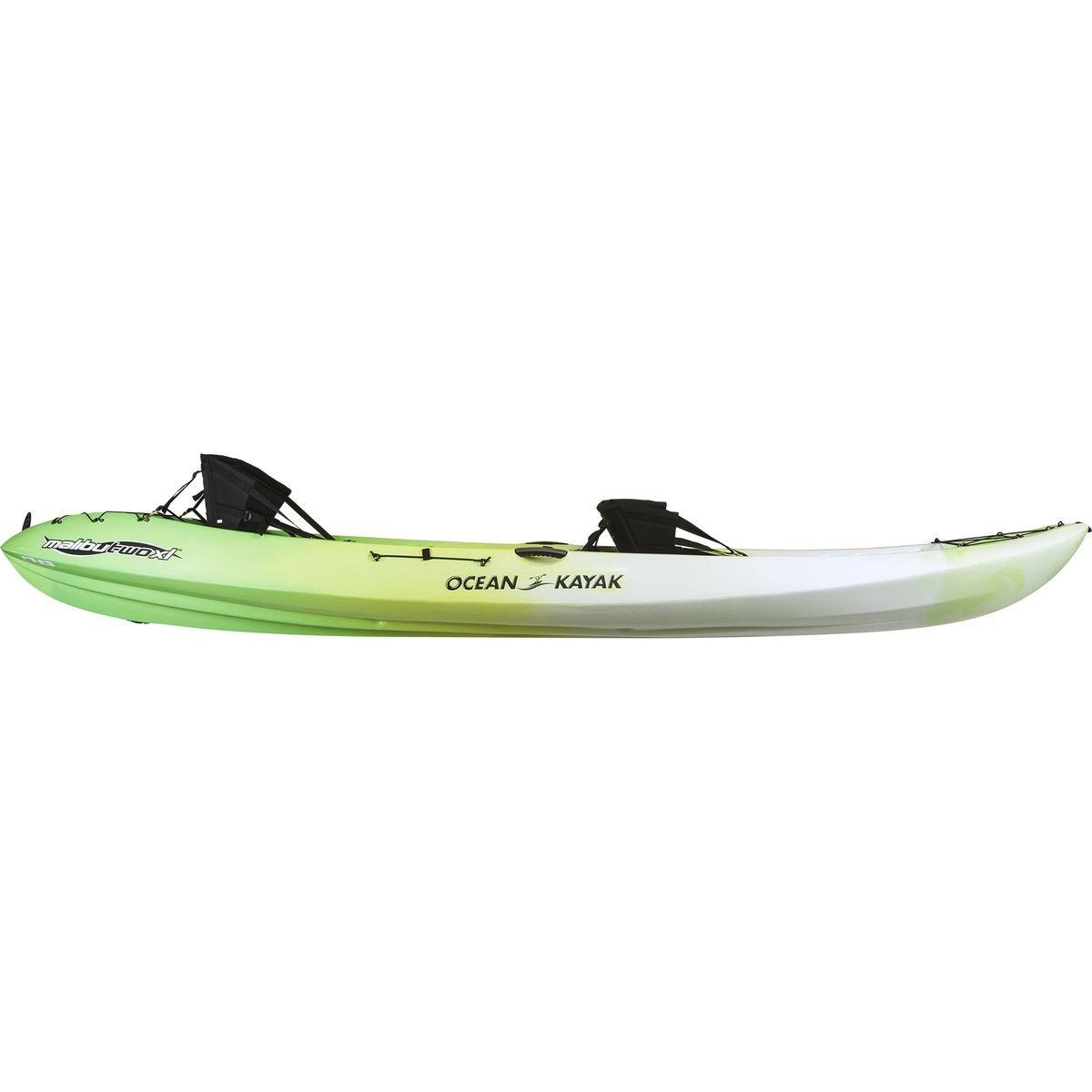 Ocean Kayak Malibu Two XL Tandem Kayak Envy, One Size