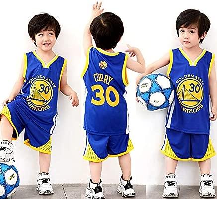 XCR NBA Warriors Curry 30th Golden State Baloncesto Camisetas ...