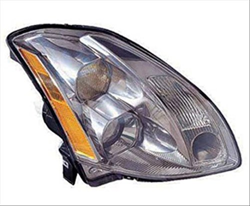 Multiple Manufacturers NI2503150N Partslink NI2503150 OE Replacement Headlight Assembly NISSAN MAXIMA 2004