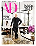 Architectural Digest Magazine (September, 2018) Michael Kors Cover
