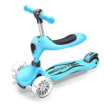 MOM Patada para scooter de deportes al aire libre, niños que ...