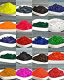 soy wax coloring - 20 Dye Colors, Dye Chips, Candle Dye Colors, Dye Colors for Candle Making, Candle wax Dye, Best for Soy, Paraffin, Beeswax, and Vegetable waxes ¨C Super Easy to Use 0.07oz/bag-1.41 ounce