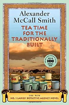 Tea Time for the Traditionally Built 030727747X Book Cover