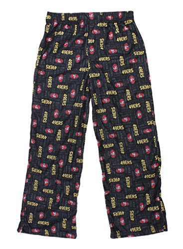 Francisco 49ers Boys Kids Pajama