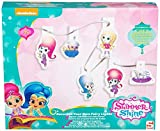 Shimmer and Shine Toys - Brilliant Arts and Craft Shimmer Shine - Colour Your Own Fairylights - Night Lights or Christmas Tree Decorations - Perfect Xmas Present