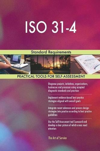 Download ISO 31-4 Standard Requirements ebook