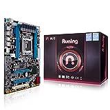 New X79 intel core i7 e5 2650 e5 2660 e5 2670 processor ECC REG RAM supported LGA 2011 computer motherboard for intel