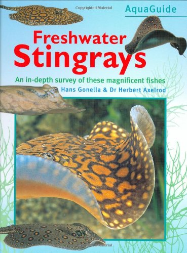 Freshwater Stingray: An In-Depth Survey of These Magnificent Fishes (Aquaguide)