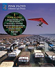 A Momentary Lapse Of Reason (Remixed & Updated 2019) (Cd/Bluray)