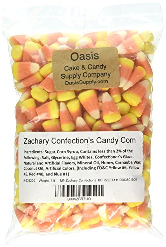 Zachary Confections Corn Candy, 1 Pound