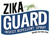 Zika Guard, 4 oz. Pump Spray, Single Bottle, EPA approved
