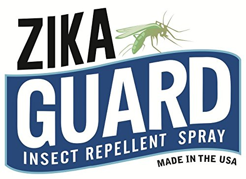 Zika Guard Single Bottle approved product image