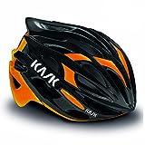 Kask Mojito Helmet Black/Fluo Orange, L