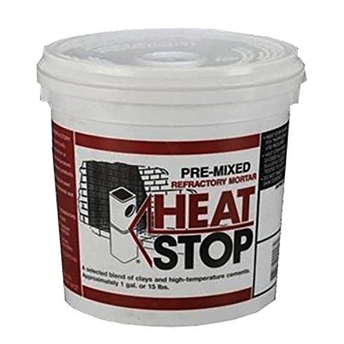 Lindemann Heat Stop, Pre-Mix - 50 lb.