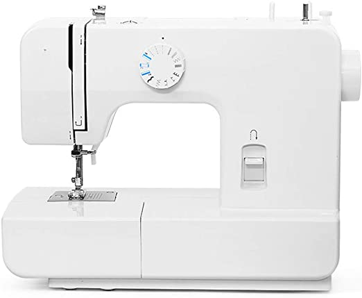 Máquina de coser-12 Patrones de puntada Pedal de pie Control de ...