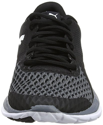 quiet Adulte Sneakers Shade Mixte Noir Black Reveal puma T1 Basses Puma Flex White puma qZxRY8w