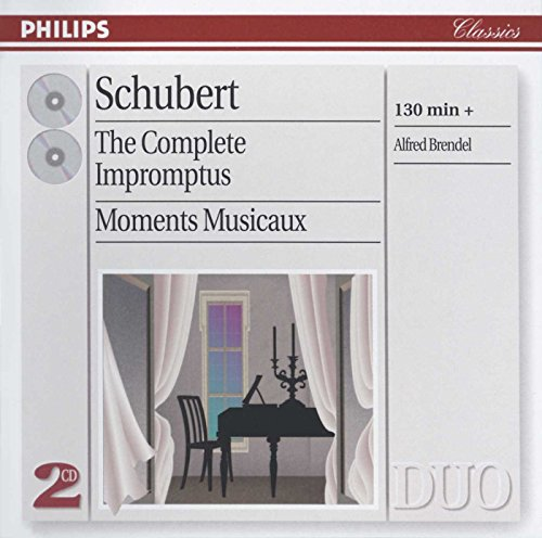 (Schubert: The Complete Impromptus / Moments Musicaux)