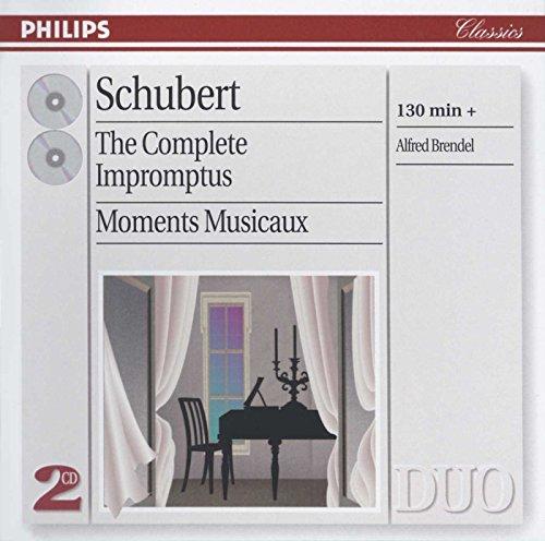 Schubert: The Complete Impromptus / Moments Musicaux