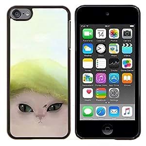 For Apple iPod Touch 6 6th Touch6 Case , drogas Vzglyad sobaka- Diseño Patrón Teléfono Caso Cubierta Case Bumper Duro Protección Case Cover Funda