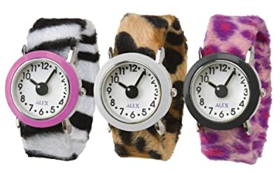 ALEX® Toys - Do-it-Yourself Wear! Slap & Switch Watch 117N